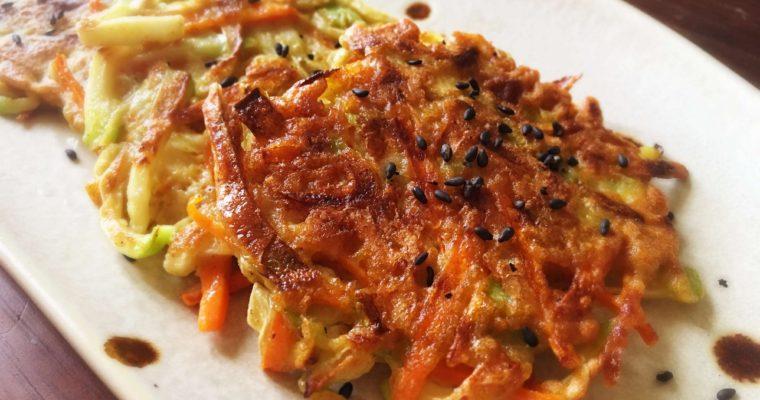 訂戶獨享【瓠瓜煎餅】夏當季,快速簡易一餐