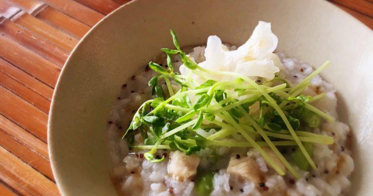 訂戶獨享【白木耳雞蓉藜麥粥】低卡健康高纖一餐