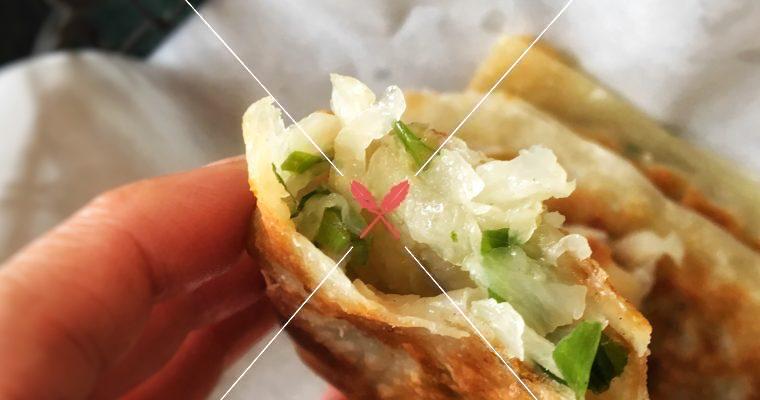 訂戶獨享: 【白蘿蔔絲脆餅】免揉麵糰,30分鐘搞定輕食一餐