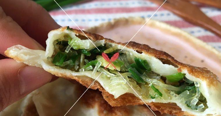 訂戶獨享【免揉麵糰~簡易韭菜盒子】媽媽誘食筆記,讓孩子快樂吃韭菜
