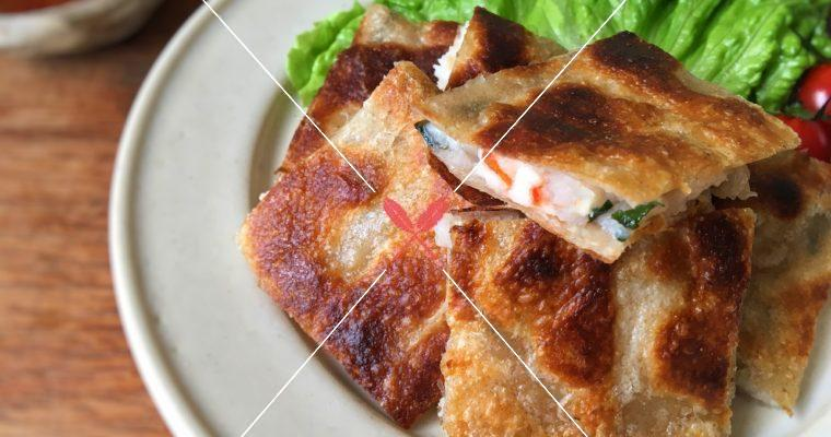 訂戶獨享【紫蘇月亮蝦餅】清爽風味,引人入勝