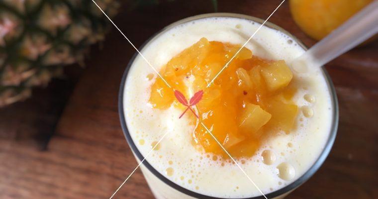 訂戶獨享【鳳梨芒果醬 與 果醬優格奶昔】盛產鳳梨做果醬,多買不用一次吃到怕