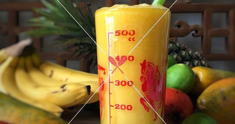 【血汗淚冰菓汁】草根淚水,果實更甜美!鳳梨芒果汁&木瓜香蕉牛奶