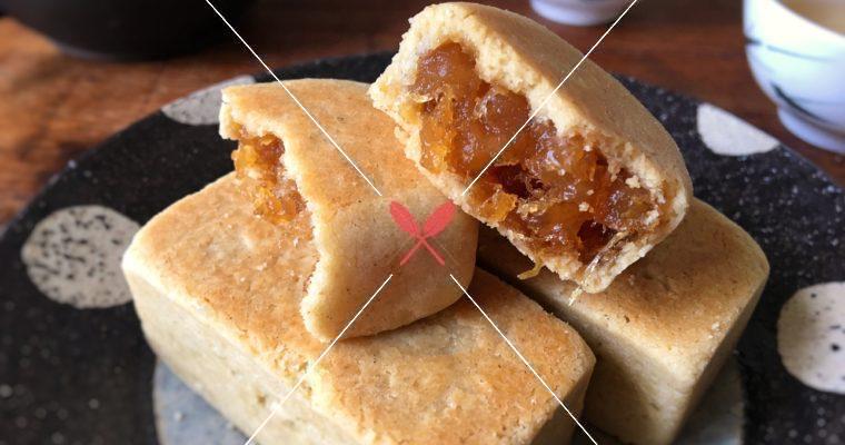訂戶獨享:【鳳梨酥】沒有土鳳梨怎麼辦?不同鳳梨品種都能製作出美味鳳梨酥的實用小撇步