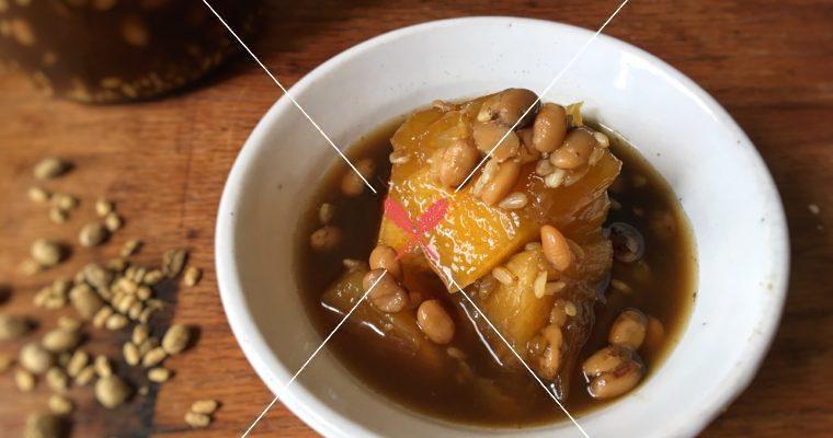 訂戶獨享【蔭鳳梨】鳳梨不甜怎麼辦?不如做罐蔭鳳梨,天然發酵鹹甜滋味!