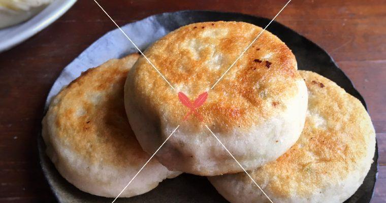 訂戶獨享【酸白菜豬肉餡餅】 從麵皮開始自己做