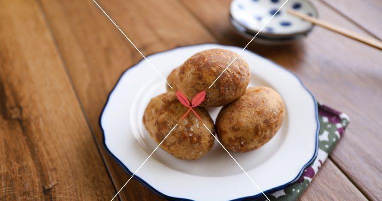 訂戶獨享:古早台式甜點【炸芋棗】,想包什麼自己來