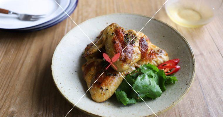 訂戶獨享:【法式芥末雞】先煎再烤,風味更好!