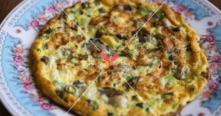 訂戶獨享:【酸豆蚵仔煎蛋】,傳統美食變化版