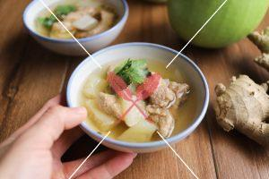 Pork-thick-soup-with-fermented-bottle-gourd