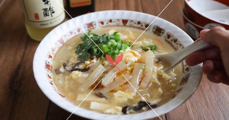 訂戶獨享:【發酵瓠瓜酸辣湯】帶點酸,鹹辣過癮又開胃!