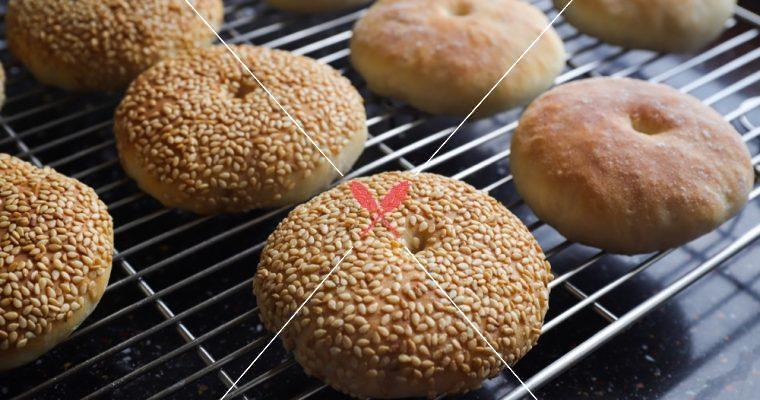 訂戶獨享:【鹹甜光餅製作】自製台式貝果,變化6種超強吃法!