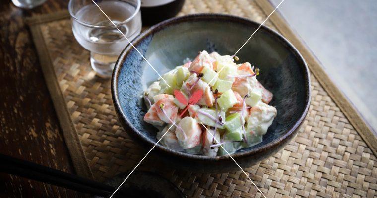 訂戶獨享: 夏季優雅涼食【薑味美乃滋鮮蝦蜜瓜】繽紛色彩,讓盛夏多點清爽、涼感!