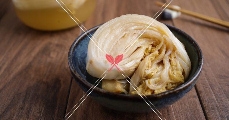 訂戶獨享:【鹽水版酸白菜】酸香湯汁多,包辦煮鍋湯頭
