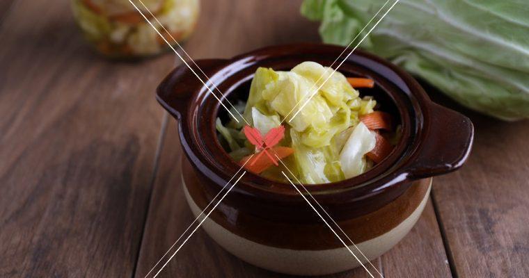 訂戶獨享:自製無添加【酸高麗菜】,天然尚安心
