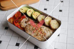 vegetable-bento