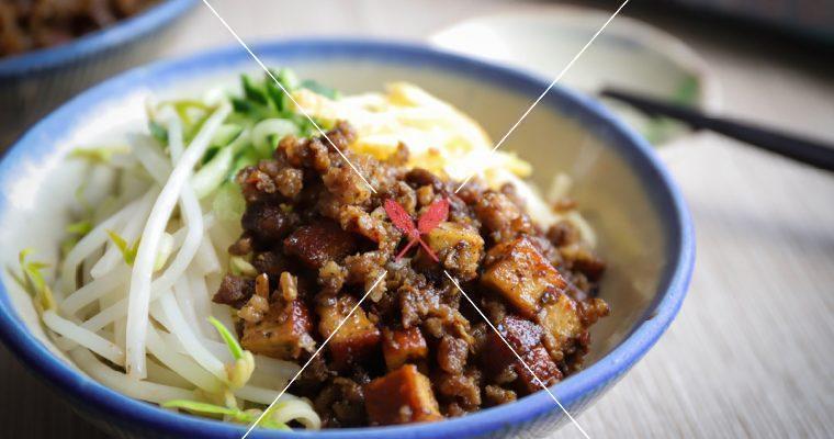 【有料拌醬麵】只要10分鐘,完成美味炸醬,拌麵、配飯、配粥都方便!
