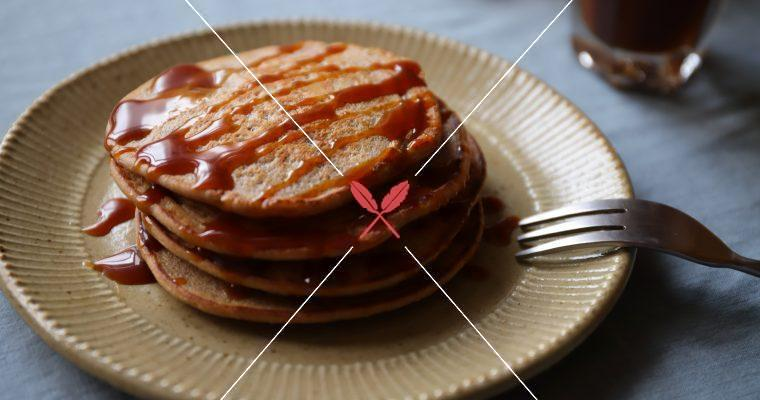 訂戶獨享:【紅茶全麥薄餅與自製焦糖漿】,完美下午茶自己來!