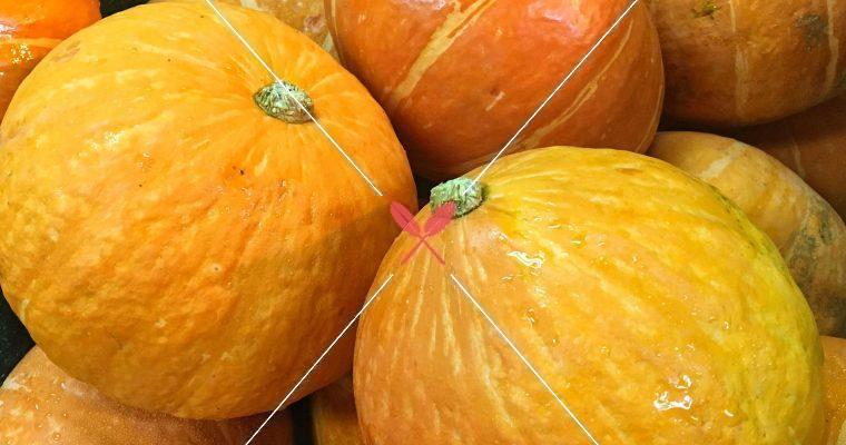 限時開放【深度台灣在地蔬果水產集】南瓜,快樂因子擺脫秋愁,營養滿分!