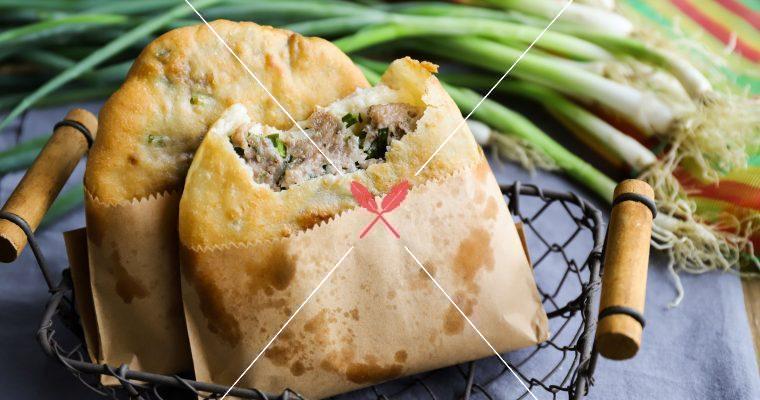 訂戶獨享【炸蔥肉餅】蔥、肉、麵粉與辛香料,美味加乘的台式點心