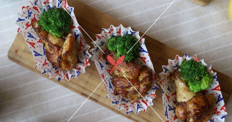 訂戶獨享:【奶油蒜香烤雞】派對歡樂時光,親子動手做!