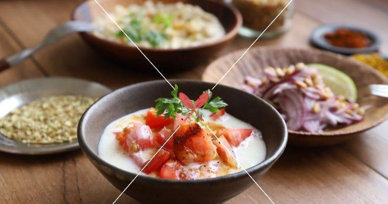 訂戶獨享:10分鐘快速完成,3道印度風清爽香料小菜