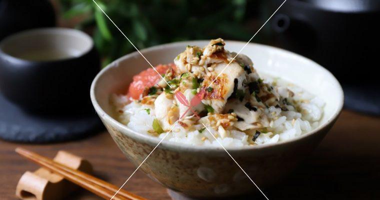 【味噌燒紅甘與變化茶泡飯】2種日式風味,一次完成!