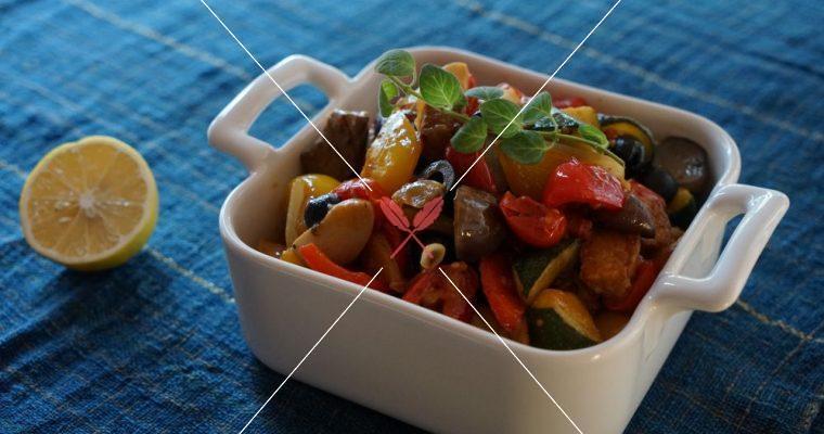 訂戶獨享【普羅旺斯風雜燴】,重現電影~料理鼠王經典名菜!