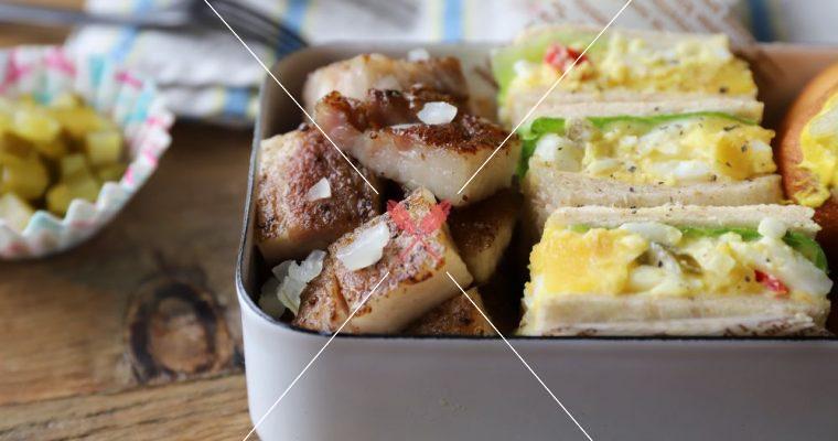 訂戶獨享: 野餐輕食【香料豬肉丁+發酵酸黃瓜洋蔥】