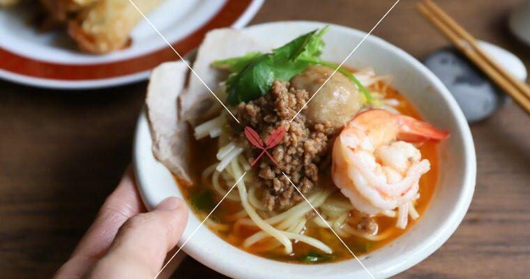 免費限時開放: 無法抗拒的台灣小吃!拆解還原美味3元素【古早味擔仔麵】