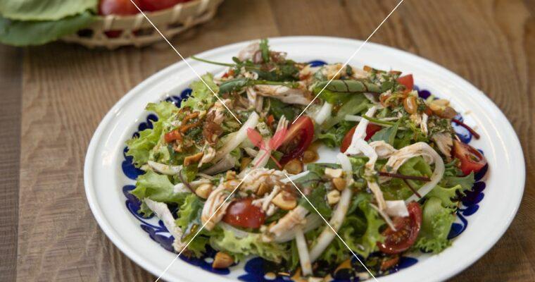 訂戶獨享:泰式風味水果雞肉沙拉,酸甜開胃,清爽美味滿分!