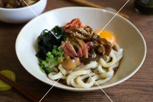 mushroom-udon-with-fruit-vinegar